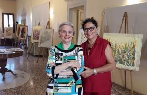 Io e Daniela Moretti Lombardesco 2017