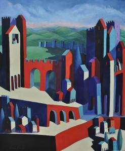 Città surreale 2003
